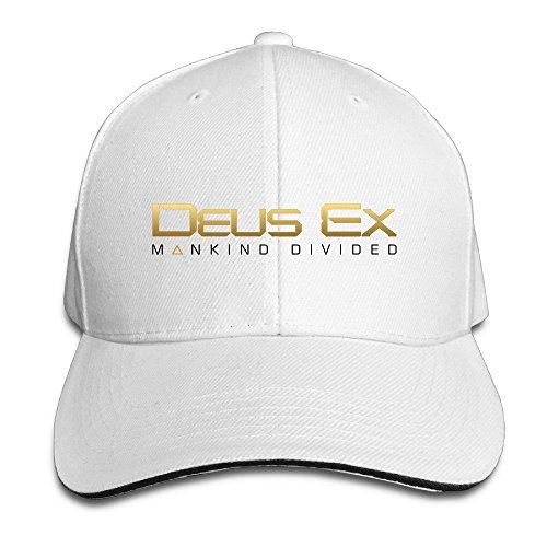 MaNeg Deus Ex Sandwich Peaked Hat & - Armani Ex