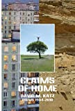 Claims of Home, Katz, David Mark, 1933675586