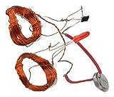 ProjectsforSchool Wireless Power Transmission School Project Working Model, Diy Kit, Science Game