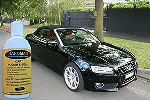 Car Polish and Seal - Nanotechnology (SiO2)