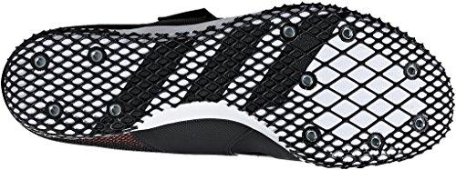 000 Adizero Chaussures Negbás d'Athlétisme Naranj adidas Noir Cermet Adulte Hj Mixte TAwvv0Eqfd