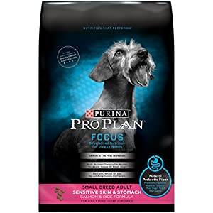 Purina Pro Plan FOCUS Sensitive Skin & Stomach Small Breed Adult Dry Dog Food - 30 lb. Bag