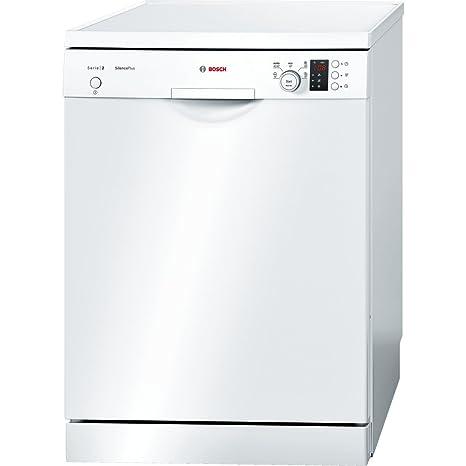 Bosch SMS25CW00E lavavajilla Independiente 13 cubiertos A+ ...