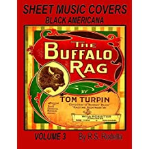 Sheet Music Covers Volume 3 Coffee Table Book: Black Americana (Coffe Table Book)