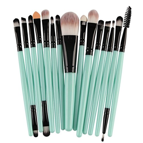 VANDER 32 Pcs Makeup Brushes Set Kits (Black) - 6