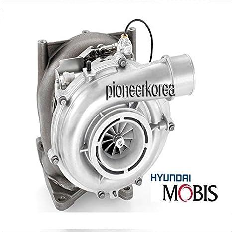 Auténtica nuevo cargador de Turbo 28231 - 27900 VGT 2823127900 para Hyundai Santafe: Amazon.es: Electrónica