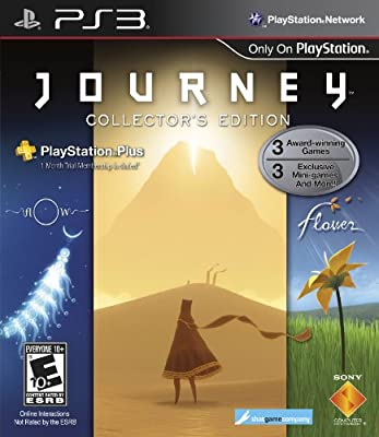 Journey Collectors Edition from Sony Computer Entertainment