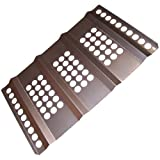 Music City Metals 96201 Stainless Steel Heat Plate Replacement for Select Steelman Gas Grill Models