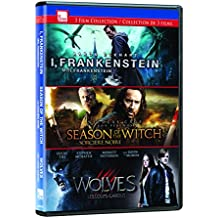 I Frankenstein/Season Of The Witch/Wolves Dvd Triple Feature