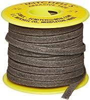 "Mitchell Abrasives 59 Flat Abrasive Tape, Aluminum Oxide 150 Grit 1/4"" Wide x 25 Feet"