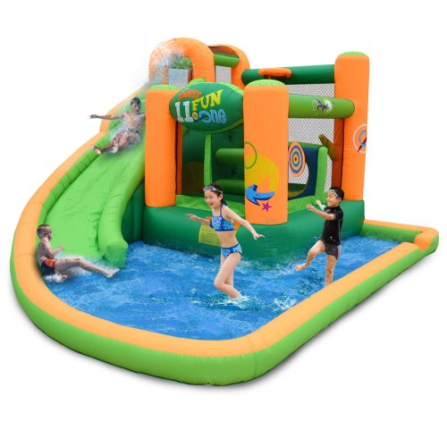 Inflatable Water Bouncers - 7