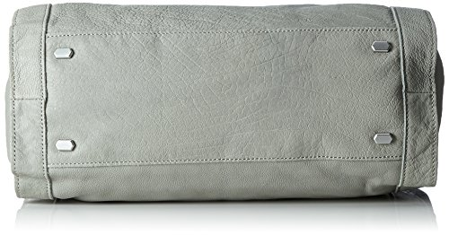 Liebeskind Glory7 Shopper Bolso totes piel 35 cm Gris (Elephant Grey)
