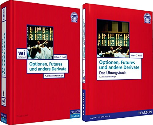 Value Pack: Optionen, Futures und andere Derivate + Übungsbuch (Pearson Studium - Economic BWL)