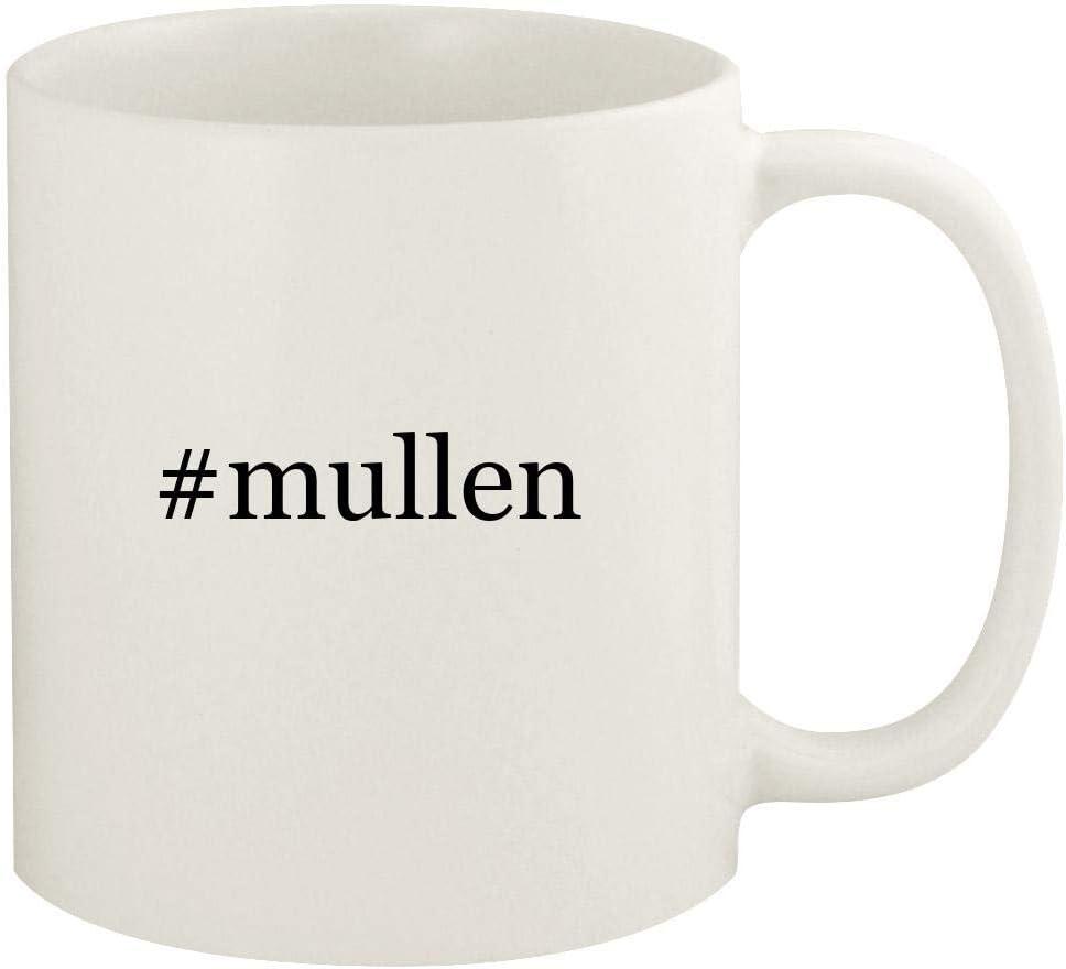 #mullen - 11oz Hashtag Ceramic White Coffee Mug Cup, White 51rv1J9i5rL