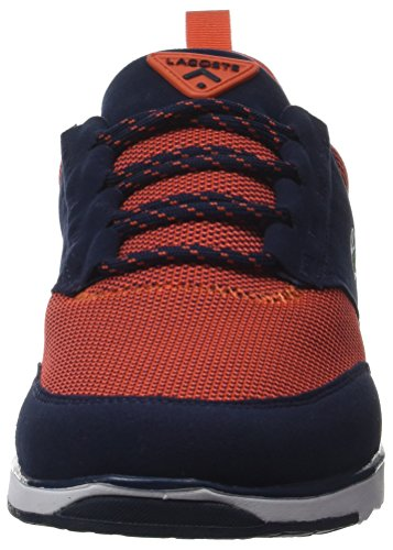 Sneaker Red Lacoste Blu Nvy Uomo L Ight vxqSw0a