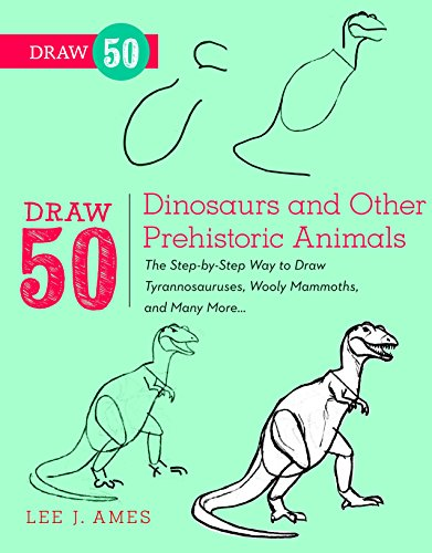 Other Animals (Draw 50 Dinosaurs and Other Prehistoric Animals: The Step-by-Step Way to Draw Tyrannosauruses, Woolly Mammoths, and Many More...)