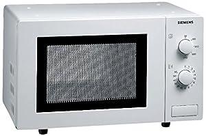 Siemens HF12M240 Mikrowelle / 17 L / 800 W / weiß