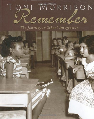 Black history books Remember The Journey to School Integration