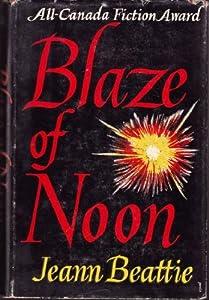 Hardcover Blaze of Noon Book