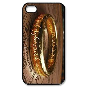 The Lord of The Rings Posters PC Hard Plastic phone Case Cover For Iphone 4 4S case cover JWH9129054