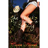She Thinks My Tractor's Sexy (Johnson Family Ranch Book 2)