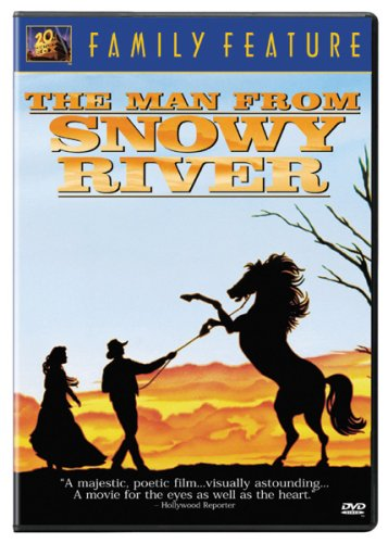 DVD : The Man from Snowy River (Sensormatic)