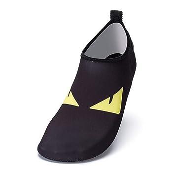 JYDAN Zapatos De Agua Unisex Suave Fondo Descalzo Secado ...