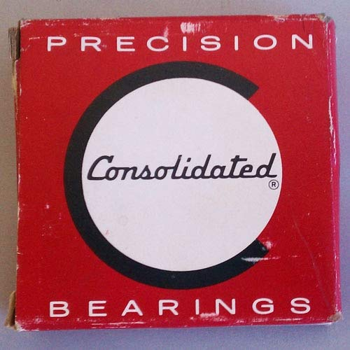 3206 Consolidated New Double Row Ball Bearing
