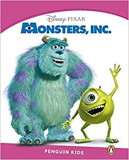 Level 2: Monsters Inc (Pearson English Kids Readers)