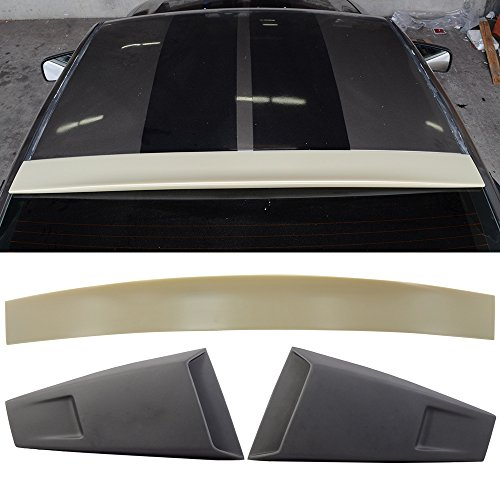 07 mustang gt rear window louvers - 9