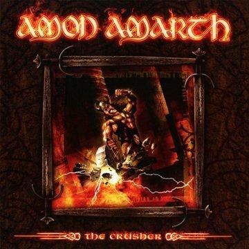 Amon Amarth: The Crusher-Remastered (Audio CD)