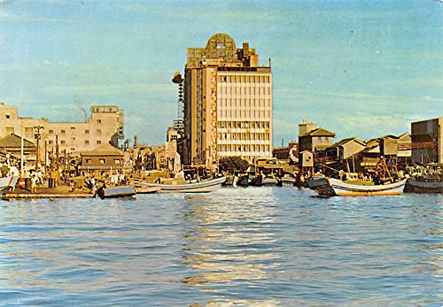 Canal of Tainan China, People's Republic of China Postcard