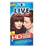 Now in HD, Cherry Mahogany offers extra long-lasting, intense colour and amazing shine, so you can show off your inner confidence with ease. The LIVE Color XXL HD Technology intensively saturates each hair strand for high-definition colour that's hig...