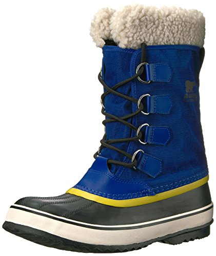 - Sorel Women's Winter Carnival Snow Boot, Aviation, Black, 9 B US