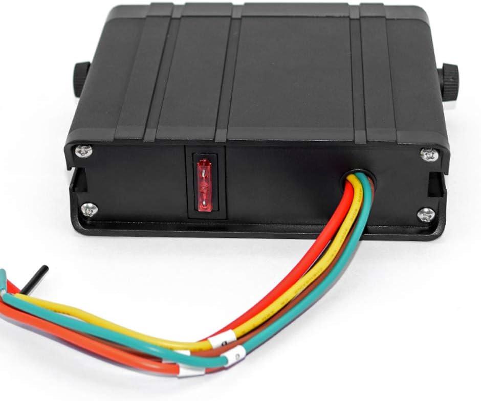 KKmoon 4 Gang Schalter Panel Wippschalter Panel 40A EIN//Aus-Schalter Box Controller 20A Wippschalter Box
