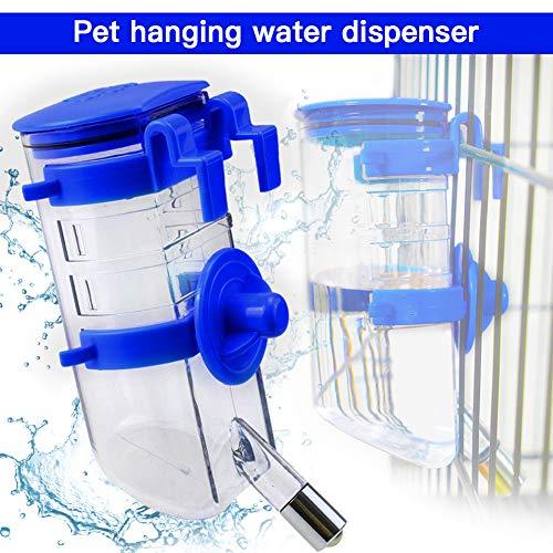 dog hanging water dispenser - 7