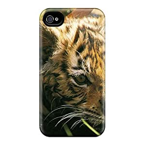 DaMMeke Iphone 4/4s Well-designed Hard Case Cover Wallpaper Protector