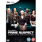 Prime Suspect - Complete Collection - 10-DVD Box Set ( Prime Suspect / Prime Suspect 2 / Prime Suspect 3 / Prime Suspect: The Lost Child / Prime [ NON-USA FORMAT, PAL, Reg.2 Import - United Kingdom ] by Helen Mirren