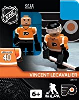 NHL Philadelphia Flyers Vincent Lecavalier Orange Generation 1 OYO