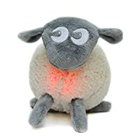 Ewan the Dream Sheep Gray - Sound Machine and Baby Sleep Soother