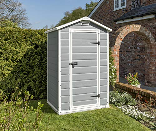 Keter Manor Plastic Garden Shed