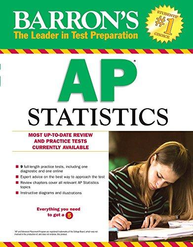 Barron's AP Statistics (8th 2015) [Sternstein]