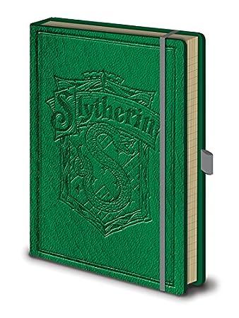 Harry Potter Premium Notebook Slytherin