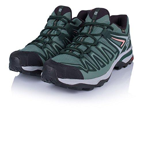 X Spruce 000 Prime balsam Femme A W coral Chaussures Basses Gtx Vert 3 De Ultra Salomon Green Randonnée darkest dwq1ZSUCd