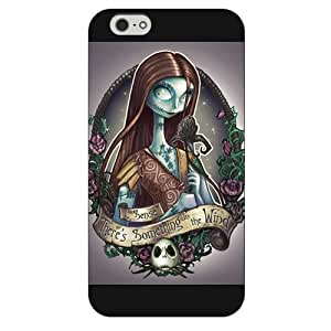 Durable For Samsung Galaxy S6 Cover Case, Disney Cartoon Mary Poppins in the Cloud and Docter Who Tardis Black PC Case For Samsung Galaxy S6 Cover