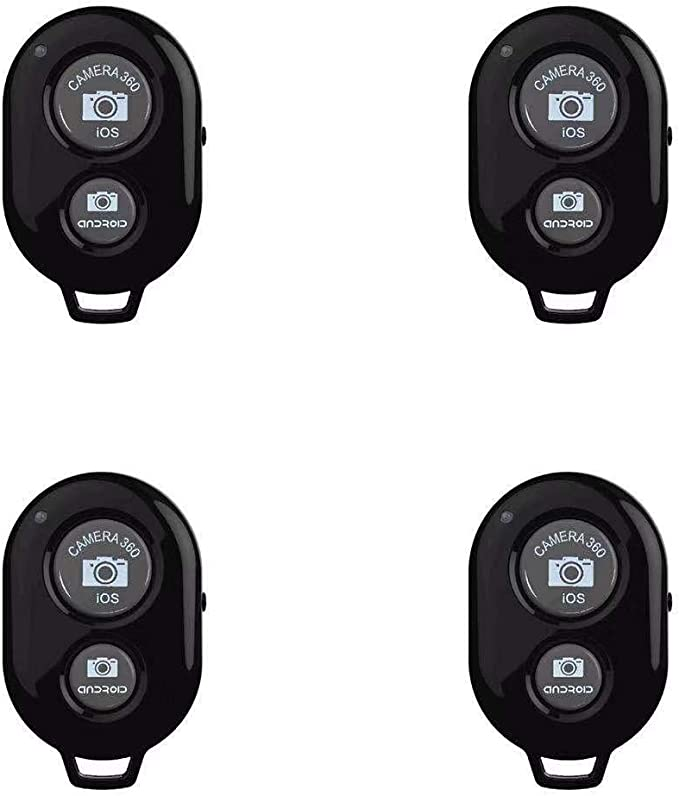 SHANSHUI Bluetooth Camera Remote Shutter for Electronic Device Phone Wireless Camera Remote Control Provide Quickly Shooting Control