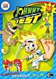 Johnny Test: The Complete Seasons 3 & 4