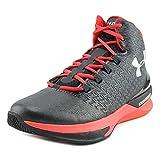Under Armour Men's UA Clutchfit Drive 3 Black/White/White Sneaker 11.5 D (M)
