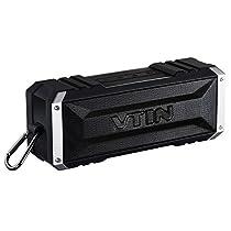 Vtin 20 Watt Waterproof Bluetooth Speaker