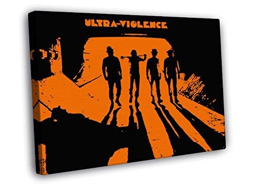 Clockwork Orange Alex Band Gang Retro Art Movie Painting 40x